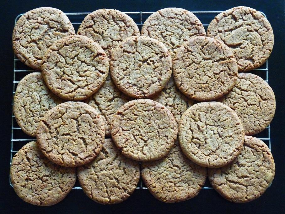 Molasses Cookies1