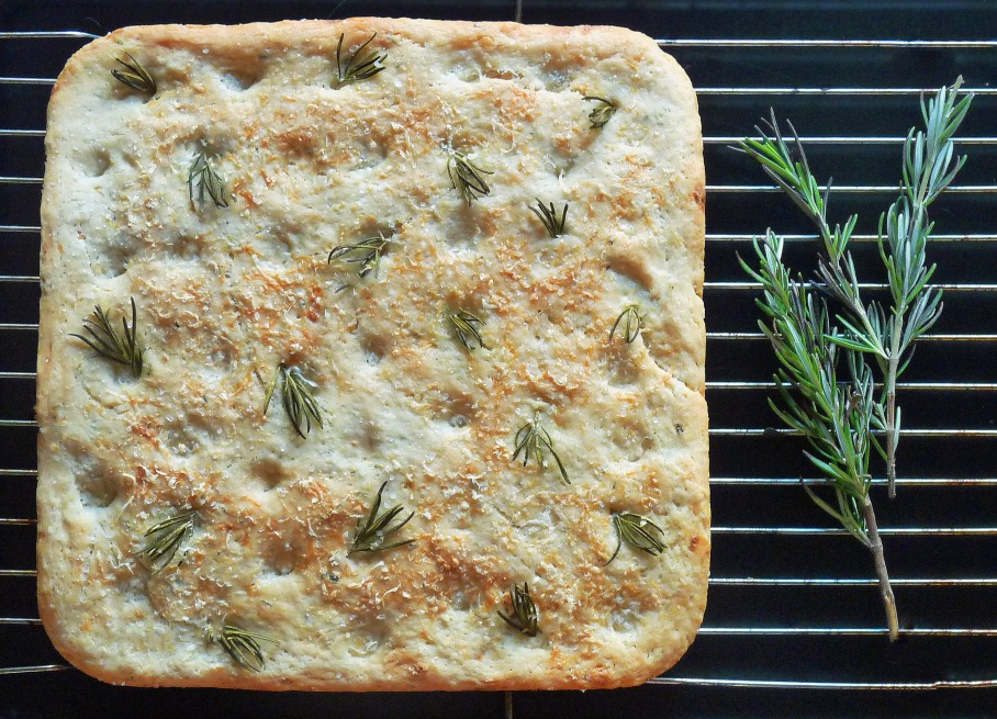Garlic Foccacia Bread