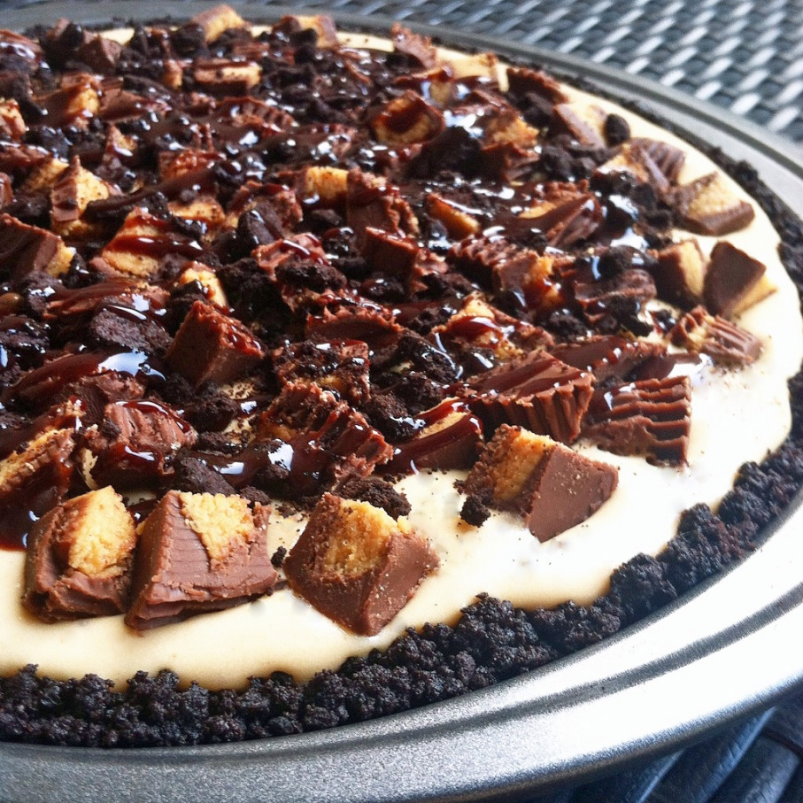 Chocolate Peanut Butter Pie FINAL