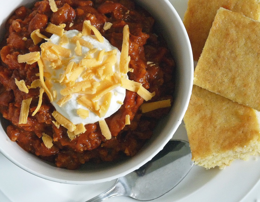 Habanero Turkey Chili